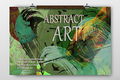 Abstract Collage